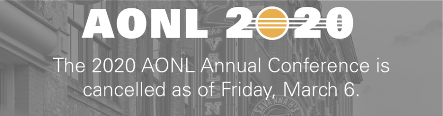 aonl 2020 conference cancellation